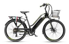 ebike Cortina Armony black/grey
