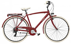 Bici Sport Uomo Cottage 28'' Alluminio 6V. Cicli Casadei
