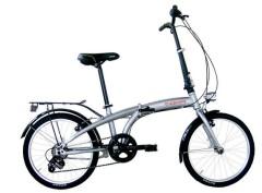 Folding Bike CP1X20206 Coppi gray