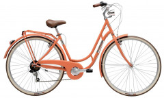 City bike donna danish salmone