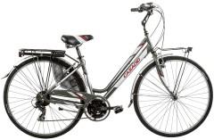 "Dea 21S 28"" Woman's Trekking Bike - Aluminium - Cicli Casadei"