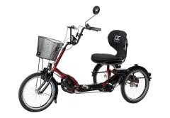 Triciclo elettrico Disco PF Mobility motore centrale