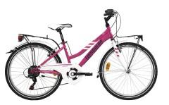"Panarea City 24 ""Steel 6V Lombard Girl Bike"
