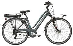 E-Aura 28'' Aluminum trekking Electric Bike Cicli Casadei