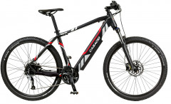 Mtb Electtric Front Suspended EMTB275 27,5'' 24S Cicli Casadei