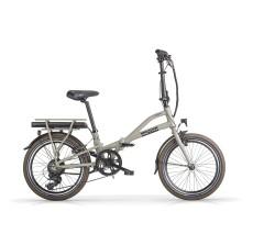 Bicicletta elettrica pieghevole E-metrò MBM