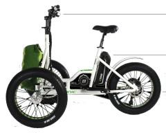 Triciclo elettrico fat trike etnnic