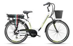 E-bike Firenze adv Armony white