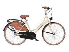 "bici donna GHT26000 26"" Crema Girardengo"