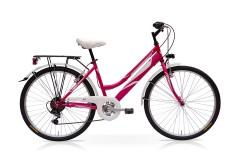 Mtb Donna Grace 26'' 18V Acciaio Speedcross Accessoriata