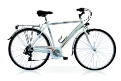bici sport uomo Antares bianco