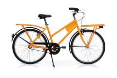 Bicicletta speciale trasporto Speedcross giallo