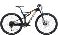 mountain bike full suspended Prescott carbon khs