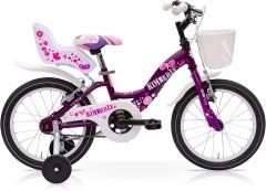 "Kimberly 1S/6S 16""/20"" Girls' Bike - Steel - Speedcross"