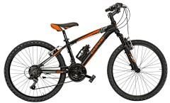 "Kuster 24"" - 18S - Boy's Hardtail bike - Steel - Cicli Casadei"