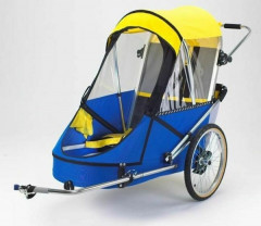 Rimorchio per biciclette Wike Large Special Needs Wike