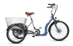 Triciclo elettrico adulti Lingotto Armony