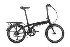 Bicicletta Pieghevole Link D8 Tern bianco/grigio