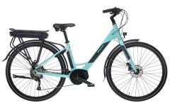 Bici Elettrica Donna Long Island Lady 9V Bianchi