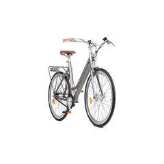 City bike electri grigio