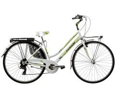 Woman Bike Steel Moving 28 '' 6V Cicli Casadei
