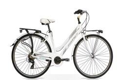 City Bike Donna My Way Bianco Speedcross