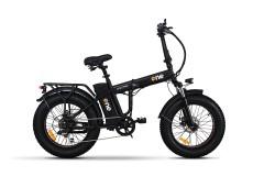 electric fat bike Nitro the one black