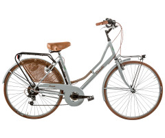 Holland Woman Eco 26 '' Steel 1S. Casadei cycles