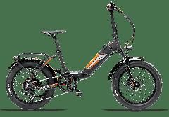 Ostuni Boss Armony electric folding electric bike