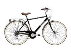 Sport bike man Panarea 6V Black Cicli Adriatica