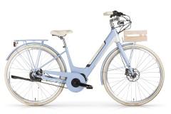 Bicicletta elettrica Donna Primavera MBM azzurro