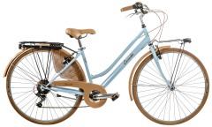 """Olanda Donna Retrò 26"""" 6V. Acciaio Cicli Casadei"""