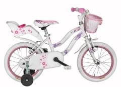 Bicicletta Bambina RM1D16000 Coppi Bianca