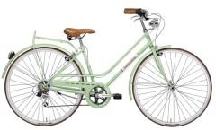 City Bike Donna Rondine Cicli Adriatica Verde