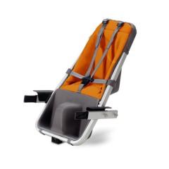 secondo seggiolino taga bike arancione