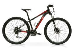 Mtb front suspention Sierra Speedcross nero/rosso