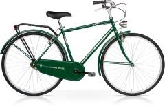 Bici Sport Uomo 28'' 1V Acciaio Verde
