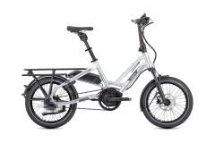 Bicicletta Elettrica Pieghevole HSD Tern Spazzolato