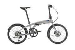 "Verge D9 9S 20"" Folding Bicycle - Aluminium - Tern Silver"