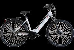 City bike elettrica Trend Italwin bianco