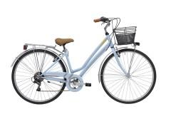 Bicicletta Donna Trend Cicli Adriatica Azzurro