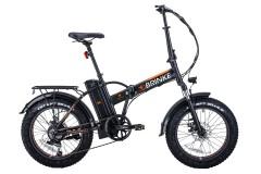"Fat Bike Elettrica Pieghevole Troll 20"" 8V Brinke"
