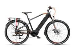 e-bike Viareggio Armony - nero lucito
