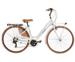 City Bike Woman Vintage 28'' 21V Aluminum Cicli Casadei