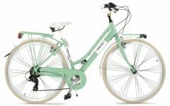 "Summer 6S 28"" Woman's Dutch Style - Aluminium Velomarche"