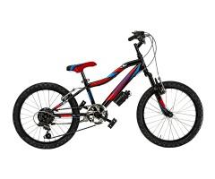 """Vortex VX 20"""" 6S Boy's Bicycle - Suspension Fork"""