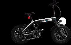 city bike elettrica pieghevole icon.e X3
