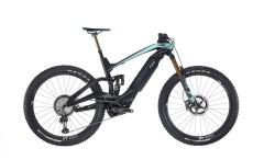 Bicicletta elettrica mtb full suspention  e-suv Racer